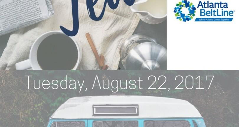 August Senior Tea (Beltline Tour)