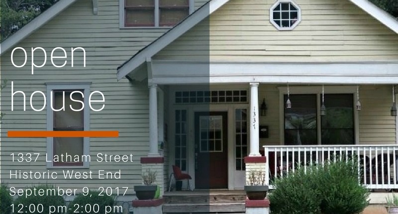 **Historic West End Open House**
