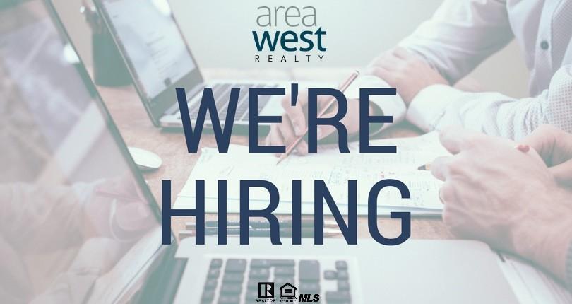 Area West needs you..