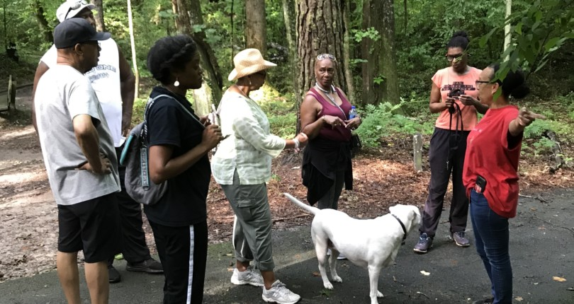 Our Senior Nature Walk