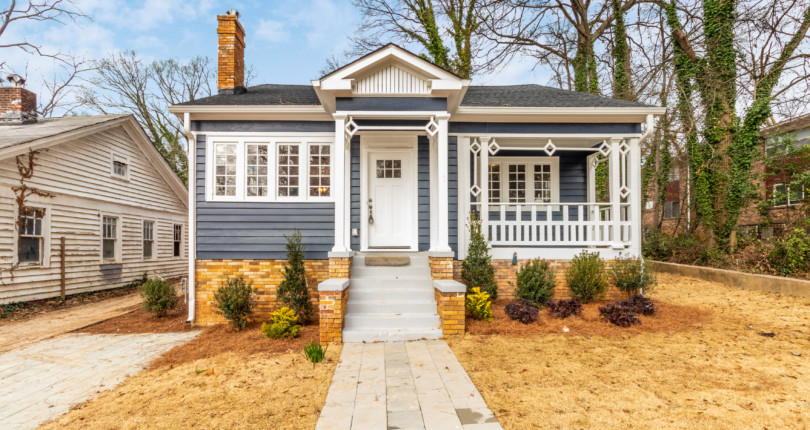 1285 Greenwich St. SW Atlanta * Historic West End Bungalow
